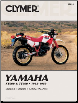 1983 - 1989 Yamaha XT600 & TT600 Clymer Repair Manual (SKU: M416-0892875461)