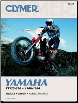 1980 - 1984 Yamaha XT125-250 Clymer Repair Manual (SKU: M417-0892873876)