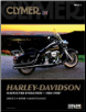 1984-1998 Harley-Davidson FLH, FLT, FXR, FXEF, FXWG Evolution Clymer Maintenance, Troubleshooting & Repair Manual (SKU: M4223-0892879165)
