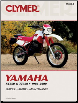 1985 - 2000 Yamaha XT350 & TT350 Clymer Repair Manual (SKU: M4803-0892878355)