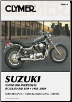 1985 - 2009 Suzuki VS700 - 800 Intruder/Boulevard S50 Clymer Repair Manual (SKU: M4816-1599695456)