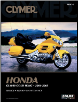 2001 - 2010 Honda GL1800 Gold Wing Clymer Repair Manual (SKU: M5073-1599693879)