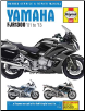 2001 - 2013 Yamaha FJR1300 Haynes Repair Manual (SKU: 9780857336071)
