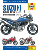 2004 - 2013 Suzuki DL650 V-Strom & SFV650 Gladius Haynes Repair Manual (SKU: 9780857336439)