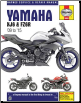 2009 - 2015 Yamaha XJ6 & FZ6R Haynes Repair Manual (SKU: 9780857338891)