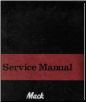2010 Mack MP7 Engine Service Information / Repair Binder Kit (SKU: PV776-K-MP7-2010-Engine)