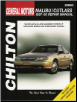 1997 - 2000 Chevrolet Malibu & Oldsmobile Cutlass Chilton's Total Car Care Manual (SKU: 0801993202)