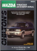 1994 - 1998 Mazda Trucks Chilton's Total Car Care Manual (SKU: 0801990971)