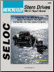 1964 - 1991 Mercruiser Stern Drives Seloc Repair Manual (SKU: 0893300055)