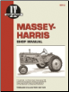 Massey-Harris I&T Tractor Service Manual MH-2 (SKU: MH2-0872885534)