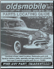 Oldsmobile Parts Locating Guide (SKU: 1891752278)