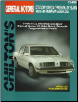 1980 - 1985 GM X-Body Chilton's Total Car Care Manual (SKU: 0801990726)