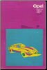 1964 - 1970 Opel Kadette, Rallye, GT Chilton's Repair & Tune-Up Guide (SKU: 0801957923)