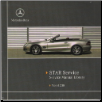 1994 - 2000 Mercedes-Benz 202 Chassis, C-Class Factory Service & Owner's CD-ROM (SKU: P270020206)