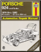 1976 - 1982 Porsche 924 and Turbo Haynes Repair Manual (SKU: 185010073X)