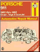 1965 - 1989 Porsche 911 Repair Manual (SKU: 1850106983)