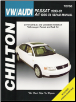 1998 - 2005 VW Passat, 1996 - 2001 Audi A4 Chilton's Total Car Care Manual (SKU: 1563927489)