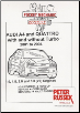 2001 - 2004 Audi A4 & Quattro with and without Turbo, 1.6, 1.8, 2.0 and 3.0L (V6) Engines, Russek Repair Manual (SKU: 190707001X)