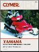 1984-1989 Yamaha Snowmobile Clymer Repair Manual (SKU: S826-0892875038)