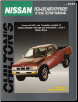 1970 - 1988 Nissan Pick-ups and Pathfinder, Chilton's Total Car Care Manual (SKU: 0801985854)