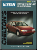 1982 - 1996 Nissan Sentra, Pulsar, NX, Chilton's Total Car Care Manual (SKU: 0801988160)