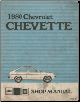 1980 Chevrolet Chevette Factory Service Manual (SKU: ST35780)