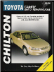 1997 - 2001 Toyota Camry, Avalon, Camry Solara, Lexus ES 300, Chilton's Total Car Care Manual (SKU: 1563924676)