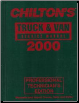 1996 - 2000 Chilton's Truck, Van & SUV Service Manual , Shop Edition (SKU: 0801993024)