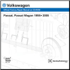 1998 - 2005 Volkswagen Passat, Passat Wagon Official Factory Repair Manual on DVD (SKU: BENTLEY-VB55D)