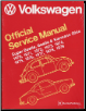 1970 - 1979 Official Factory Volkswagen Type 1: Beetles,  Super Beetles, VW Convertibles & Karmann Ghias Official Service Manual (SKU: BENTLEY-V179)