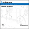 1992 - 2003 Volkswagen Eurovan Official Factory Repair Manual on DVD-ROM (SKU: BENTLEY-VT45)