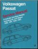 1990 - 1993 Volkswagen Passat, Passat GL & Wagon Original Factory Repair Manual (SKU: BENTLEY-VP93)