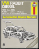 1977 - 1984 VW Rabbit / Jetta / Pickup DIESEL Engines, Haynes Repair Manual (SKU: 0856969931)