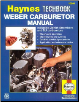 Weber, Zenith Stromberg & SU Carburetor, Haynes Tech Series Manual (SKU: 156392157X)