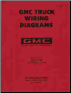 1969 and Later GMC Truck Wiring Diagrams (SKU: X7005)