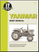 Yanmar I&T Tractor Service Manual YM-1 (SKU: YM1-0872884430)