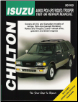 1981 - 1996 Isuzu Amigo, Pick-Ups, Rodeo & Trooper Chilton's Total Car Care Manual (SKU: 080199134X)