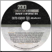 2013 Dodge Ram Chassis Cab 3500, 4500, 5500 Owner's Information DVD (SKU: 13DD43426AA)
