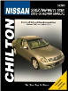 2003 - 2008  Nissan 350Z & Infiniti G35, Chilton's Total Car Care Manual (SKU: 1563927314)