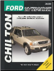 2002 - 2010 Ford Explorer / Mercury Mountaineer, Chilton's Total Car Care Manual (SKU: 1563928361)