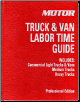 2014 MOTOR Light, Medium & Heavy Duty Trucks Labor Time Guide (SKU: 1582514712)