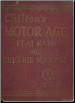 1941 - 1950 Chilton Flat Rate & Service Manual 21st Edition (SKU: 1950CHILTON)