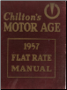 1946 - 1957 Chilton Flat Rate Manual (SKU: 1957FLATRATE)