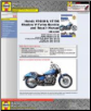 1988 - 2014 Honda Shadow VT600, VT750 Haynes Motorcycle Repair & Service Manual (SKU: EM2312)