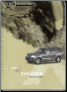 2002 Ford Explorer Owner's Manual with Case (SKU: 2L2J19A321PA)