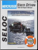 1992 - 2000 Mercruiser Stern Drive Repair Manual by Seloc (SKU: 0893300535)