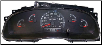 2002 - 2003 Ford E150 E250 E350, Econoline Van Instrument Cluster Repair Gas Only (SKU: 3C2410849AA-LA)