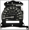 1998 Ford Ranger Instrument Cluster Repair (Speedo Only) (SKU: F87F17282CC)
