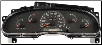 1999 - 2001 Ford E350, E450, Super Duty Econoline Van Instrument Cluster Repair Diesel Only (SKU: XC2F10849BA)