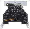 1996 - 1997 Ford Taurus & Mercury Sable Instrument Cluster Repair (120 MPH) (SKU: F6DF17282KA)
